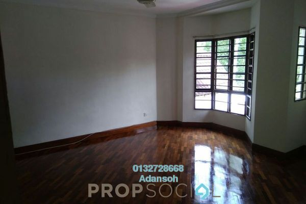 For Rent Terrace at SD7, Bandar Sri Damansara Freehold Semi Furnished 4R/3B 1.8k