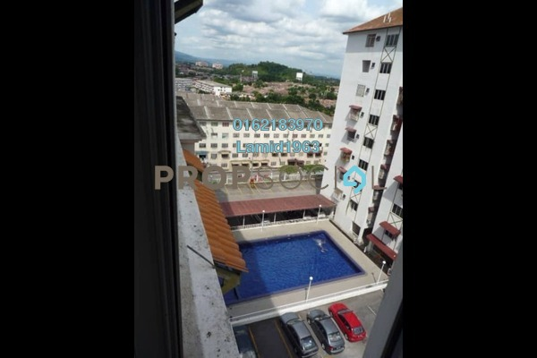 For Sale Condominium at Taman Bukit Mutiara, Kajang Freehold Unfurnished 3R/2B 198k