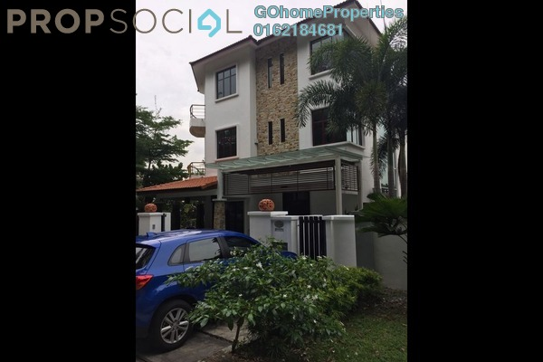 For Sale Bungalow at Taman Yarl, Old Klang Road Freehold Semi Furnished 6R/4B 3.85m