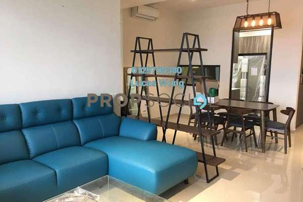 For Sale Condominium at The Rainz, Bukit Jalil Freehold Semi Furnished 4R/3B 950k