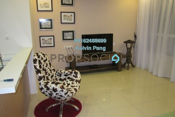 For Sale Condominium at Birch The Regency, Georgetown Freehold Fully Furnished 2R/2B 665k