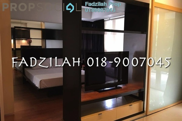For Sale Condominium at VERVE Suites, Mont Kiara Freehold Fully Furnished 2R/2B 1.35m