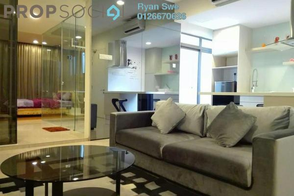 For Sale Serviced Residence at Eve Suite, Ara Damansara Freehold Fully Furnished 1R/1B 488k