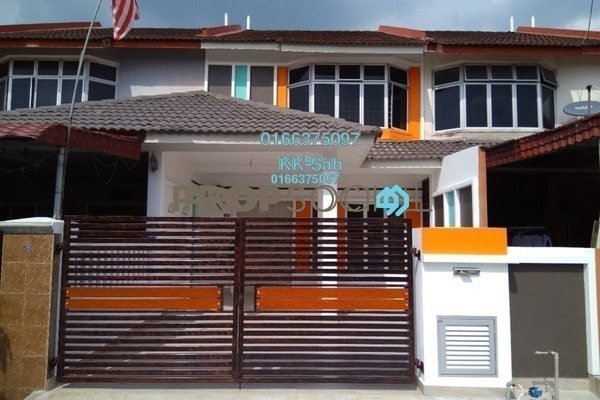 For Sale Terrace at Bandar Tasik Kesuma, Semenyih Freehold Unfurnished 3R/2B 380k