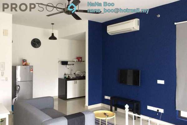 For Rent SoHo/Studio at Urban 360, Gombak Freehold Fully Furnished 1R/1B 1.5k