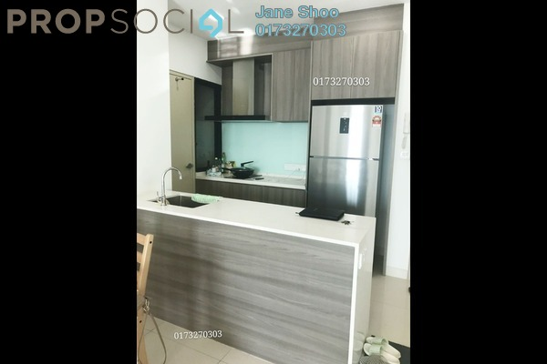 For Rent Condominium at V Residence @ Sunway Velocity, Cheras Freehold Fully Furnished 2R/2B 3.6k