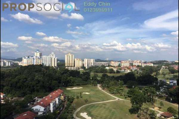 For Sale Condominium at KM1, Bukit Jalil Freehold Fully Furnished 4R/4B 1.58m