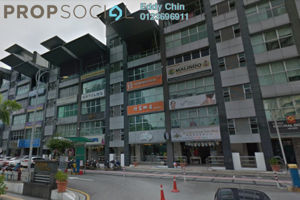 For Rent Shop at Taman Kuchai Jaya, Kuchai Lama Freehold Semi Furnished 0R/0B 5.8k