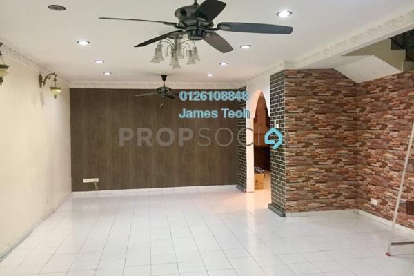 For Sale Terrace at Bandar Bukit Tinggi 2, Klang Freehold Semi Furnished 4R/4B 765k