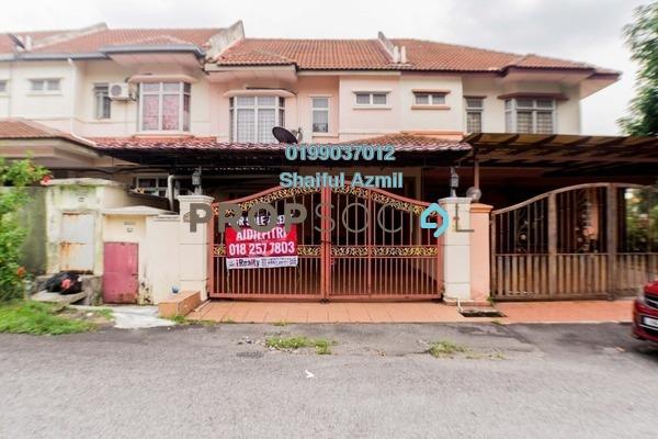 For Sale Terrace at Cheras Vista, Bandar Mahkota Cheras Freehold Semi Furnished 4R/3B 550k
