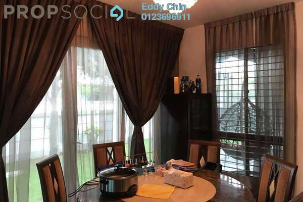 For Sale Bungalow at Amverton Park, Kota Kemuning Freehold Fully Furnished 6R/6B 3.15m