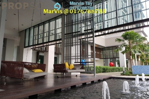 For Rent Condominium at Residensi 22, Mont Kiara Freehold Fully Furnished 3R/3B 7.45k