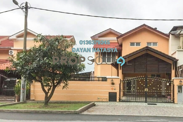For Sale Semi-Detached at Ukay Perdana, Ukay Freehold Semi Furnished 4R/4B 1.9m