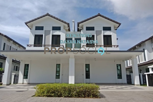 For Sale Semi-Detached at Eco Majestic, Semenyih Freehold Unfurnished 4R/5B 950k