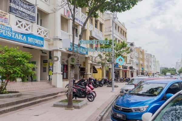 For Sale Shop at Precinct 15, Putrajaya Freehold Semi Furnished 0R/0B 2.9m