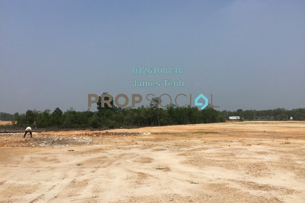 For Rent Land at Pulau Indah Industrial Park, Port Klang Freehold Unfurnished 0R/0B 174k