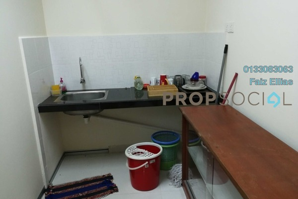 For Rent Office at Seksyen 9, Bandar Baru Bangi Freehold Semi Furnished 0R/1B 1.3k