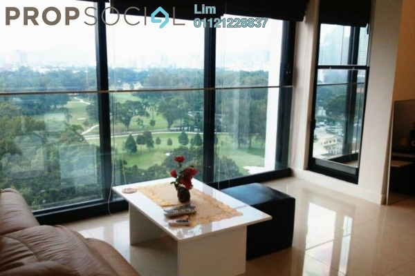 For Rent Condominium at The Horizon Residences, KLCC Freehold Fully Furnished 0R/1B 2.7k