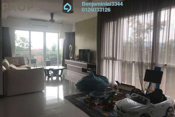 For Sale Condominium at The Northshore Gardens, Desa ParkCity Freehold Fully Furnished 4R/4B 1.68m