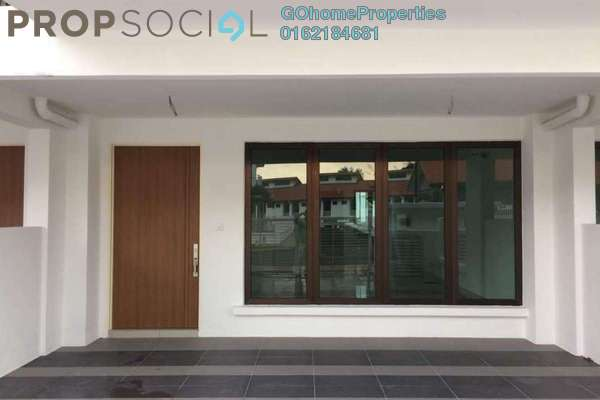 For Sale Terrace at Rimbun, Bandar Kinrara Freehold Unfurnished 4R/3B 1.1m