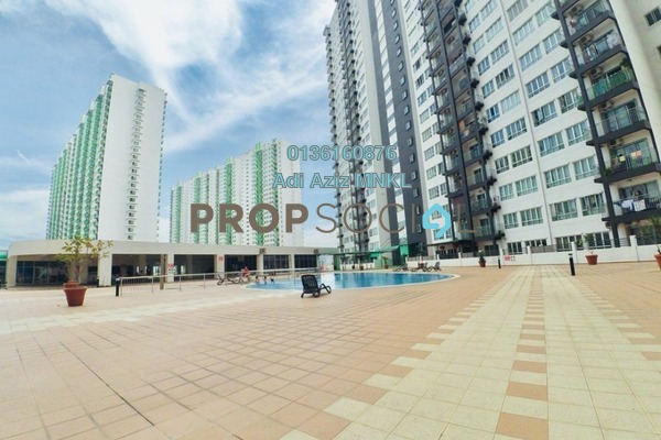 For Sale Condominium at OUG Parklane, Old Klang Road Freehold Unfurnished 3R/3B 360k