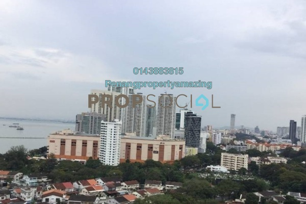 For Sale Apartment at Taman Kristal, Tanjung Tokong Freehold Semi Furnished 3R/2B 390k