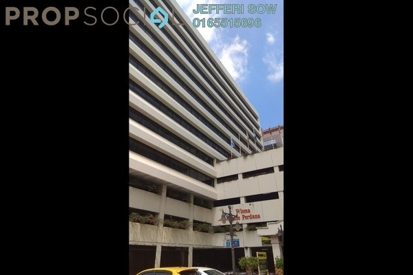 For Rent Office at Wisma Chase Perdana, Damansara Heights Freehold Fully Furnished 0R/0B 38.4k