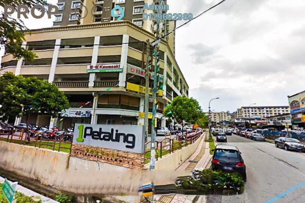 For Rent Condominium at 1 Petaling, Sungai Besi Freehold Semi Furnished 3R/2B 1.55k