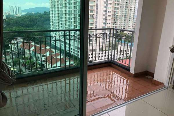 For Sale Condominium at 288 Residences, Kuchai Lama Freehold Semi Furnished 4R/4B 670k