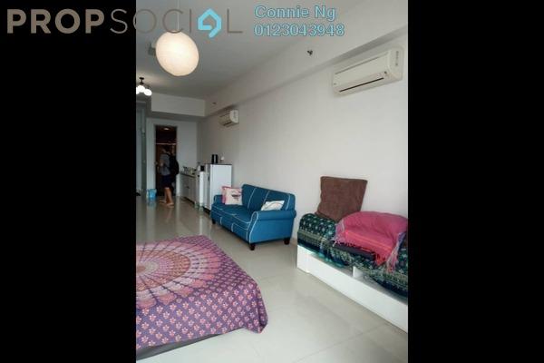 For Rent SoHo/Studio at First Subang, Subang Jaya Freehold Fully Furnished 0R/1B 1.65k