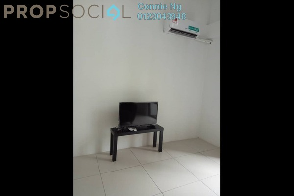 For Rent Duplex at Empire City, Damansara Perdana Freehold Semi Furnished 0R/2B 1.5k