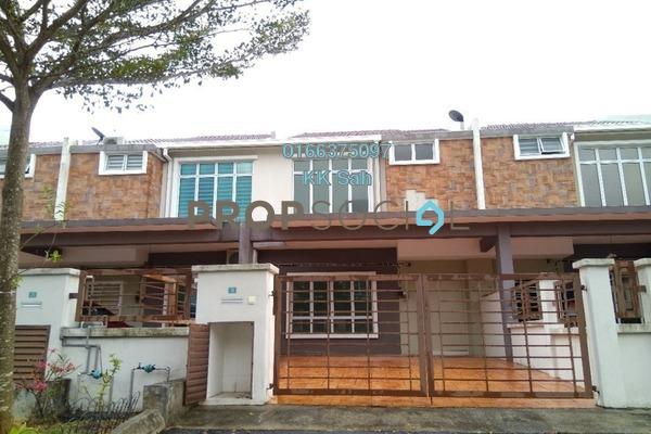 For Sale Link at Taman Pelangi Semenyih, Semenyih Freehold Unfurnished 4R/3B 480k