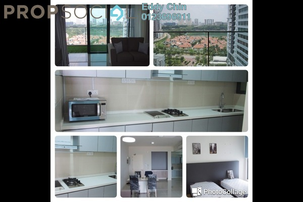 For Sale Condominium at A'Marine, Bandar Sunway Freehold Fully Furnished 3R/3B 1.03m