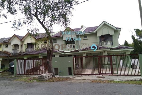 For Sale Terrace at Pulau Indah Industrial Park, Port Klang Leasehold Semi Furnished 3R/3B 278k