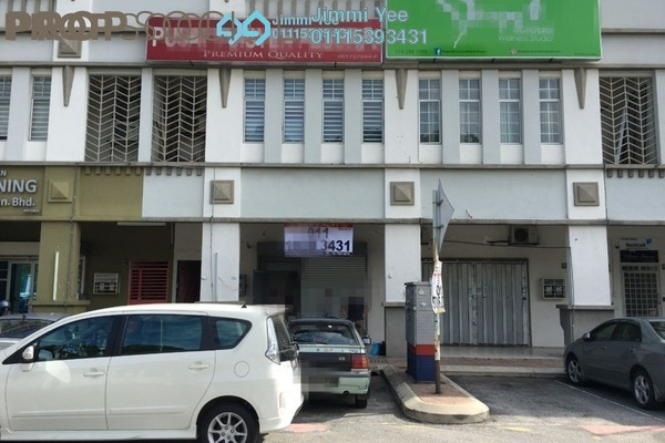 For Rent Shop at The Corner @ Alam Damai, Alam Damai Freehold Unfurnished 0R/0B 3.5k