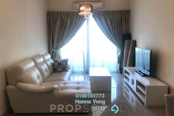 For Rent Condominium at Casa Tropicana, Tropicana Freehold Fully Furnished 2R/3B 2.5k