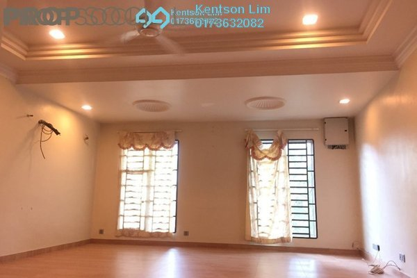 For Sale Terrace at SD12, Bandar Sri Damansara Freehold Semi Furnished 5R/3B 1.59m
