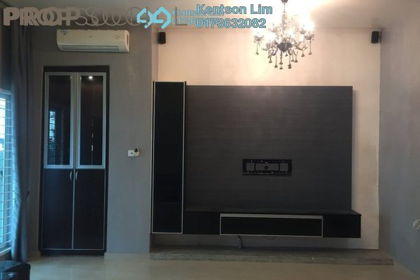 For Sale Terrace at Taman Prima Impian, Segambut Freehold Semi Furnished 4R/2B 1.05m