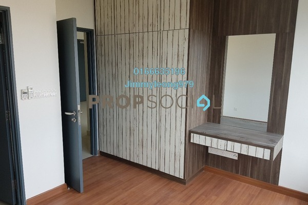 For Rent Serviced Residence at The Link 2 Residences, Bukit Jalil Freehold Semi Furnished 1R/1B 1.4k