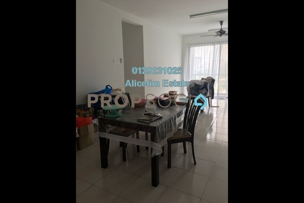 For Sale Condominium at Villa Laman Tasik, Bandar Sri Permaisuri Freehold Unfurnished 4R/3B 599k