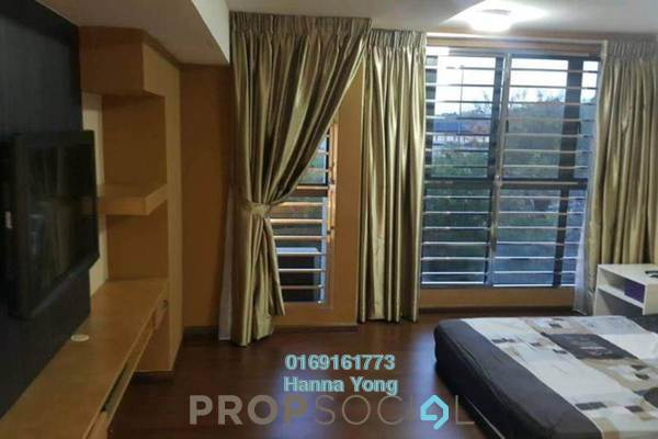 For Rent SoHo/Studio at Subang SoHo, Subang Jaya Freehold Fully Furnished 1R/1B 1.6k