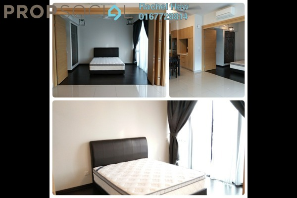 For Rent Condominium at The Leafz, Sungai Besi Freehold Fully Furnished 1R/1B 1.9k