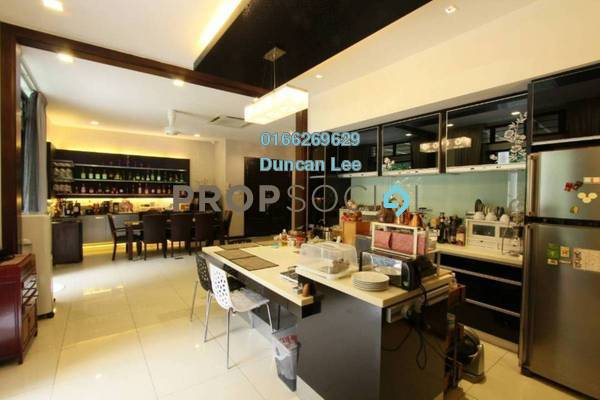 For Sale Semi-Detached at Tropicana Indah, Tropicana Leasehold Semi Furnished 8R/8B 4.5m