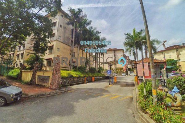 For Sale Condominium at Indah Condominium, Damansara Damai Freehold Unfurnished 3R/2B 225k