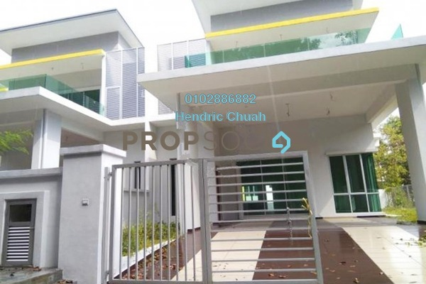 For Sale Semi-Detached at Mon't Jade, Seremban Freehold Unfurnished 5R/4B 950k