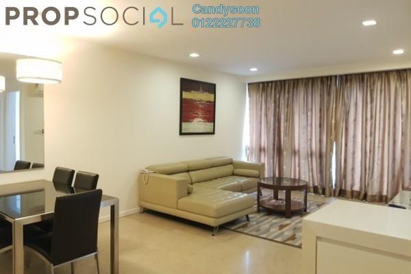 For Rent Condominium at Bintang Fairlane Residences, Bukit Bintang Freehold Fully Furnished 2R/1B 3.3k