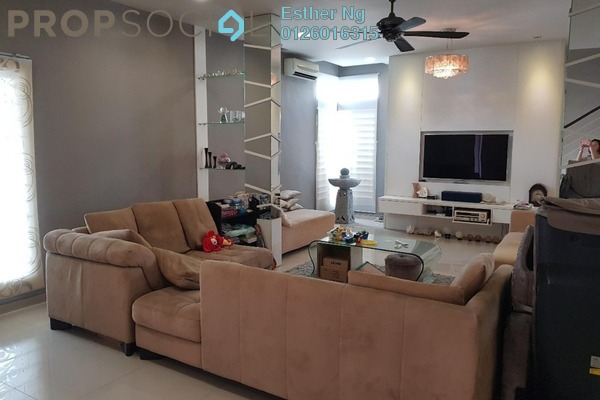 For Sale Semi-Detached at Sunway Alam Suria, Shah Alam Leasehold Semi Furnished 4R/3B 988k