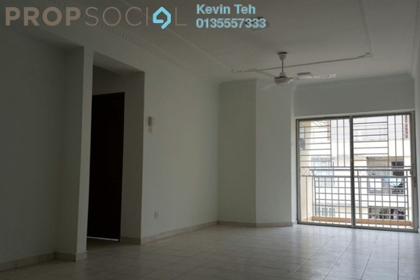 For Sale Condominium at Warisan Cityview, Cheras Freehold Semi Furnished 3R/2B 400k