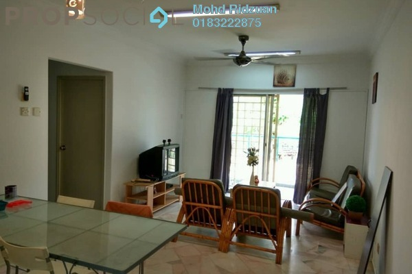 For Sale Apartment at Kenanga Apartment, Pusat Bandar Puchong Freehold Fully Furnished 3R/2B 380k