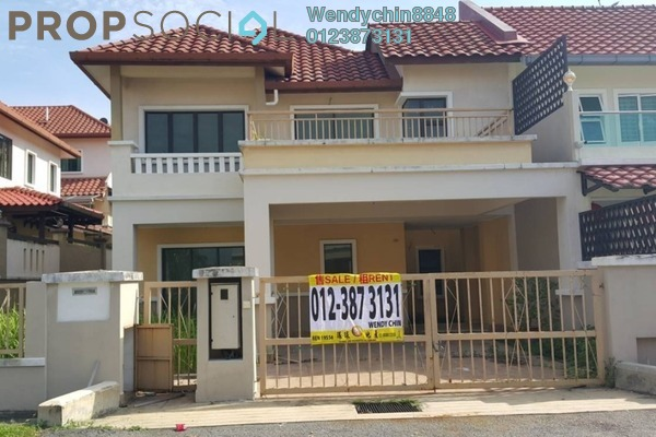 For Sale Semi-Detached at Sovereign, Bandar Putra Permai Freehold Unfurnished 5R/5B 990k